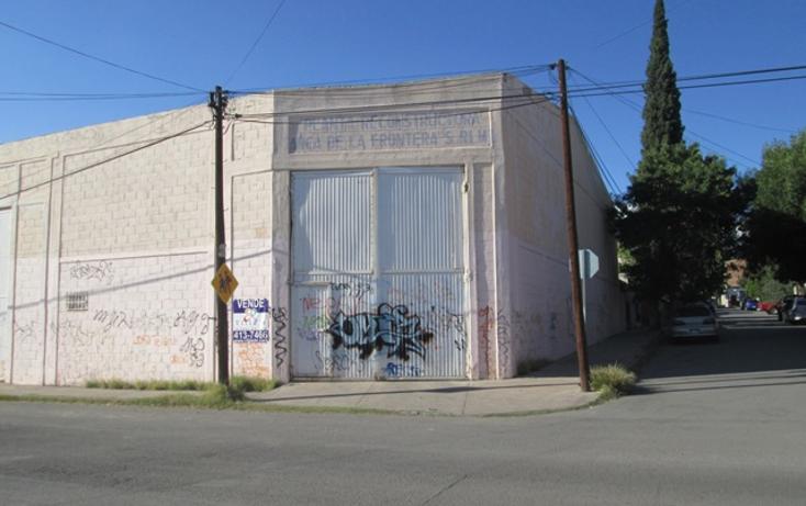 Foto de nave industrial en venta en  , obrera, chihuahua, chihuahua, 1276461 No. 02