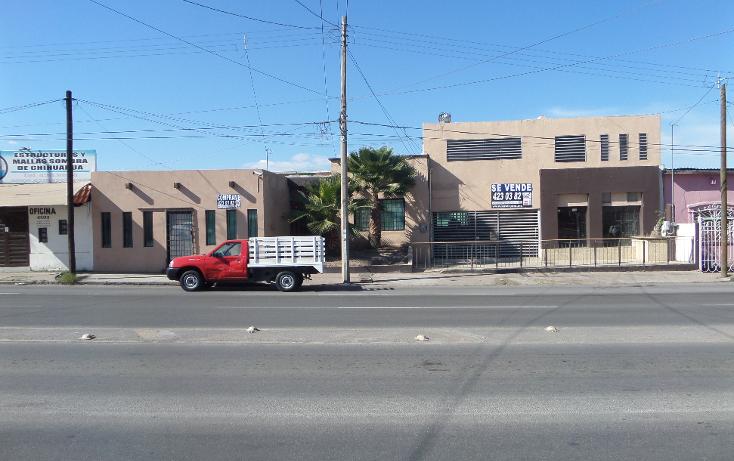Foto de local en venta en  , obrera, chihuahua, chihuahua, 1556834 No. 01