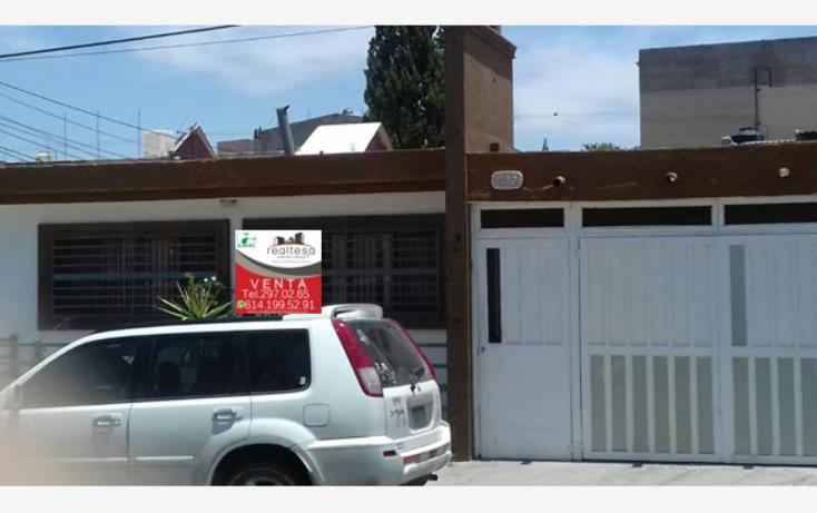 Foto de casa en venta en  , obrera, chihuahua, chihuahua, 1987902 No. 01