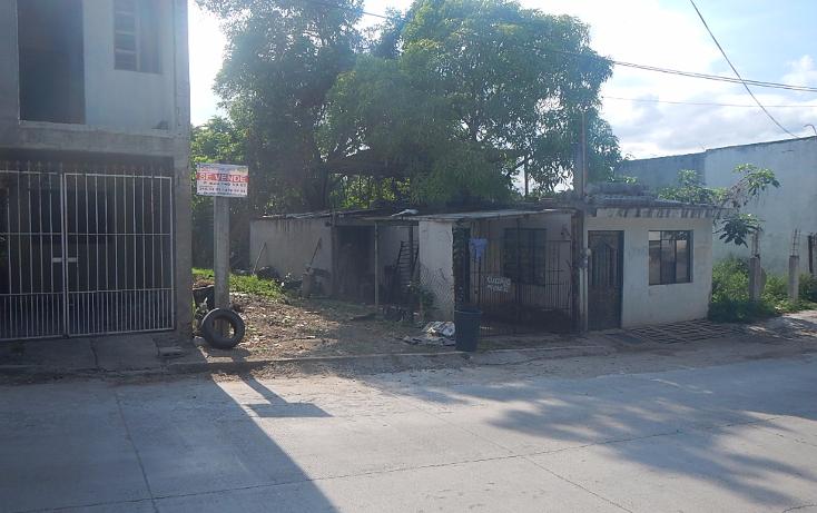 Foto de terreno habitacional en venta en  , obrera, ciudad madero, tamaulipas, 1643586 No. 01