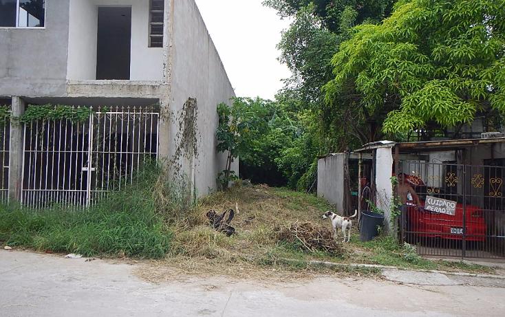 Foto de terreno habitacional en venta en  , obrera, ciudad madero, tamaulipas, 1643586 No. 02