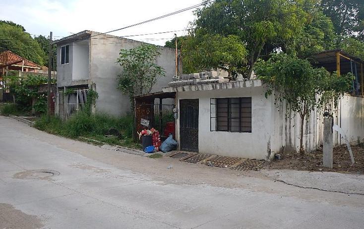 Foto de terreno habitacional en venta en  , obrera, ciudad madero, tamaulipas, 1643586 No. 04