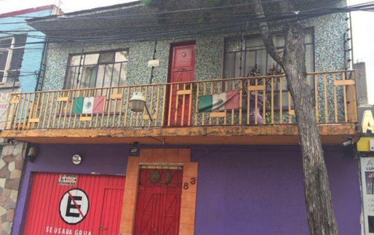 Foto de terreno habitacional en venta en, obrera, cuauhtémoc, df, 2042434 no 04