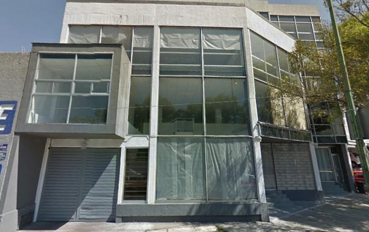 Foto de edificio en renta en  , obrera, cuauhtémoc, distrito federal, 1086387 No. 01