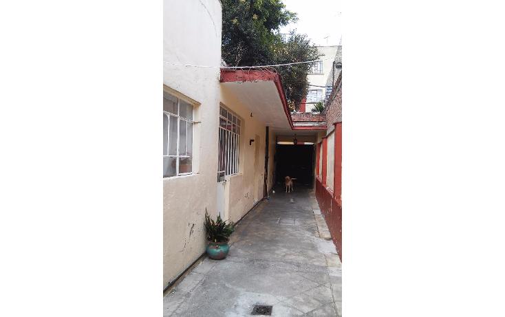 Foto de terreno habitacional en venta en  , obrera, cuauht?moc, distrito federal, 1260233 No. 04