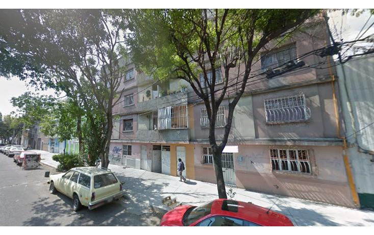 Foto de edificio en venta en  , obrera, cuauht?moc, distrito federal, 1448179 No. 01