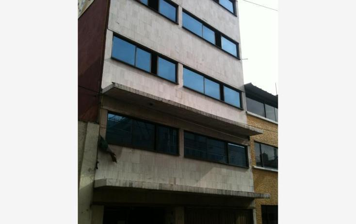 Foto de edificio en venta en  , obrera, cuauhtémoc, distrito federal, 954083 No. 01