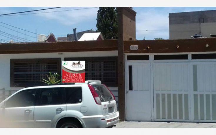 Foto de casa en venta en, obrera, jiménez, chihuahua, 1987902 no 01