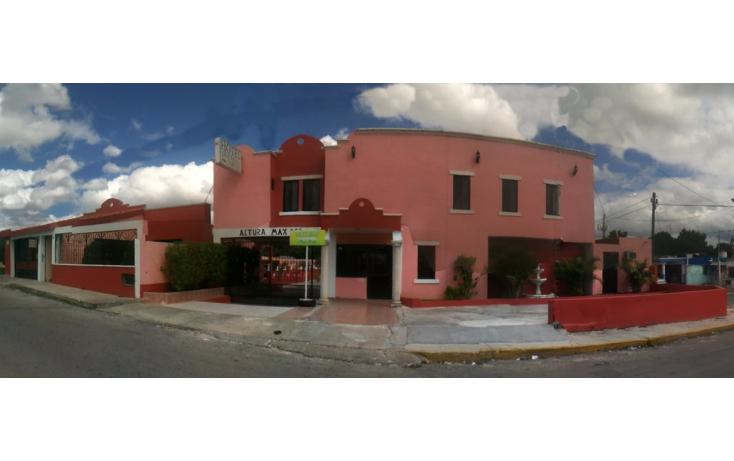 Foto de edificio en venta en  , obrera, mérida, yucatán, 1664454 No. 01