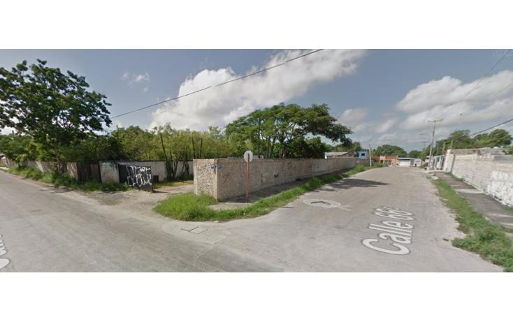 Foto de terreno comercial en venta en  , obrera, mérida, yucatán, 1743079 No. 01