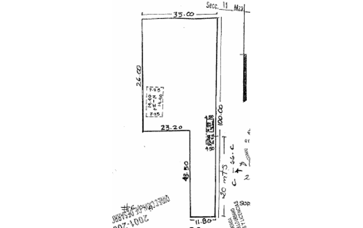 Foto de terreno comercial en venta en  , obrera, mérida, yucatán, 1743079 No. 02