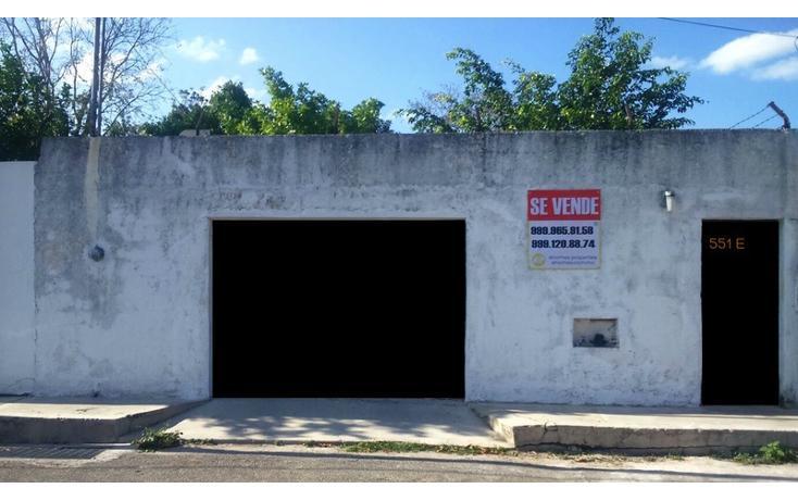 Foto de casa en venta en  , obrera, mérida, yucatán, 1836282 No. 01