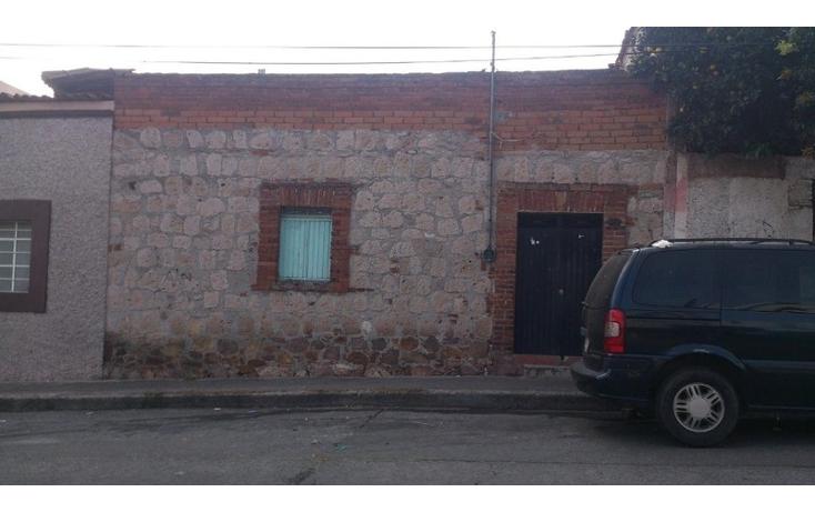Foto de casa en venta en  , obrera, morelia, michoac?n de ocampo, 1892878 No. 01