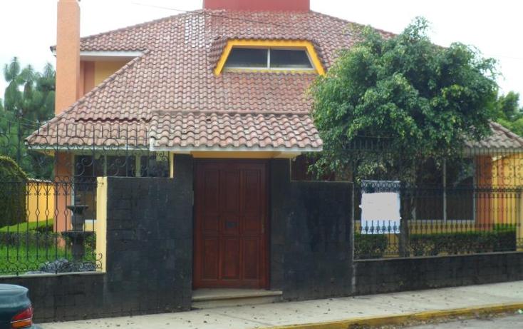 Foto de casa en venta en  , obrero campesina, xalapa, veracruz de ignacio de la llave, 584214 No. 01