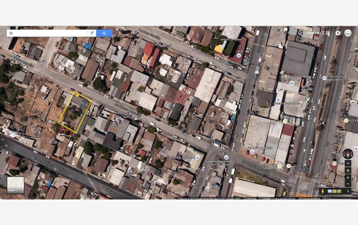 Foto de terreno habitacional en venta en  105, obrera 2a sección, tijuana, baja california, 1151685 No. 03