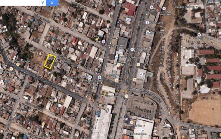 Foto de terreno habitacional en venta en obrero mundial 105, obrera 2a sección, tijuana, baja california norte, 1151685 no 04