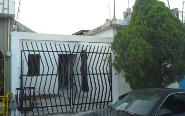 Foto de casa en venta en obrero mundial 1111, raul caballero, general escobedo, nuevo león, 2750749 No. 01