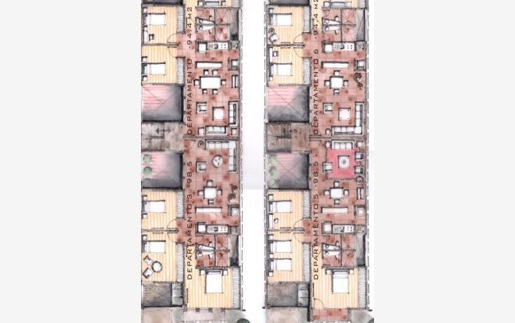 Foto de departamento en venta en obrero mundial y viaducto 1, narvarte poniente, benito juárez, distrito federal, 1752500 No. 08