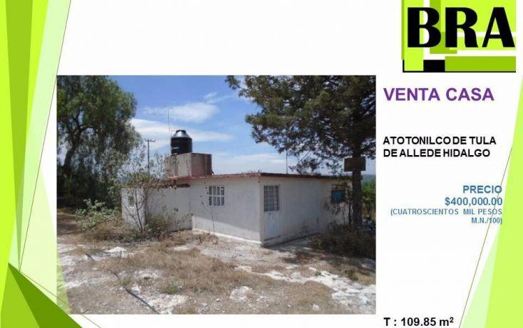 Foto de casa en venta en, ocampo, atotonilco de tula, hidalgo, 1577572 no 01