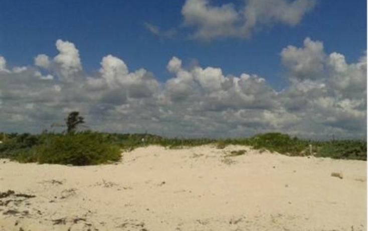 Foto de terreno habitacional en venta en oceanfront 1, puerto morelos, benito juárez, quintana roo, 480708 No. 03