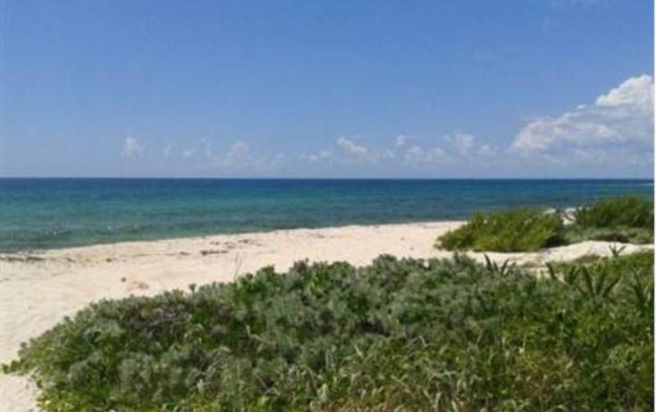 Foto de terreno habitacional en venta en oceanfront 1, puerto morelos, benito juárez, quintana roo, 480708 No. 06