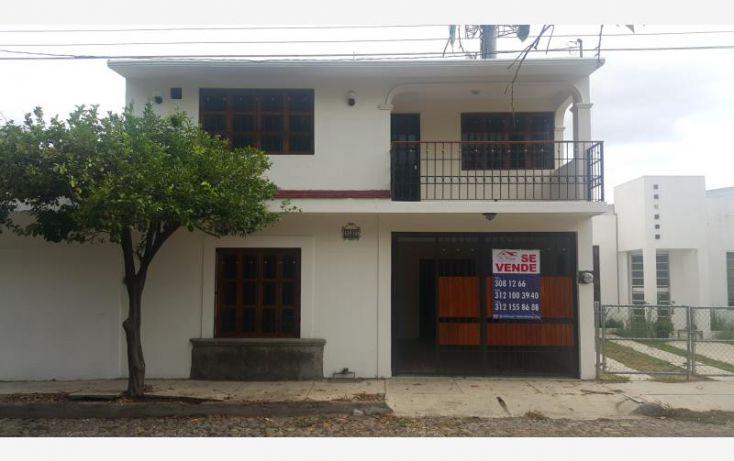 Foto de casa en venta en ochitlan 121, los almendros, villa de álvarez, colima, 2023748 no 01