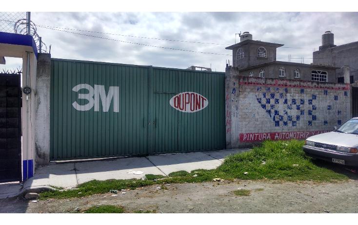 Foto de nave industrial en venta en  , ocho cedros, toluca, méxico, 1303395 No. 01