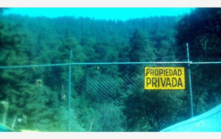 Foto de terreno habitacional en venta en ocotal 04, san pablo chimalpa, cuajimalpa de morelos, df, 1643024 no 01