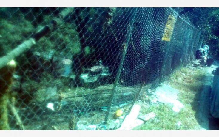 Foto de terreno habitacional en venta en ocotal 04, san pablo chimalpa, cuajimalpa de morelos, df, 1643024 no 02