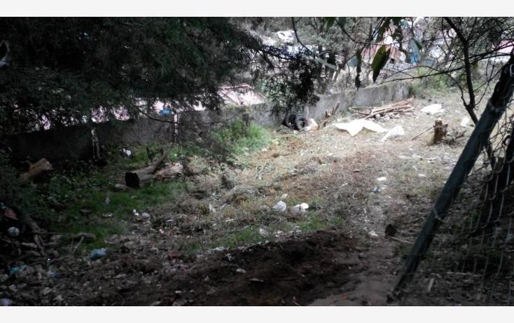 Foto de terreno habitacional en venta en ocotal 04, san pablo chimalpa, cuajimalpa de morelos, distrito federal, 1643024 No. 10