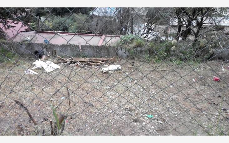 Foto de terreno habitacional en venta en ocotal 04, san pablo chimalpa, cuajimalpa de morelos, distrito federal, 1643024 No. 12