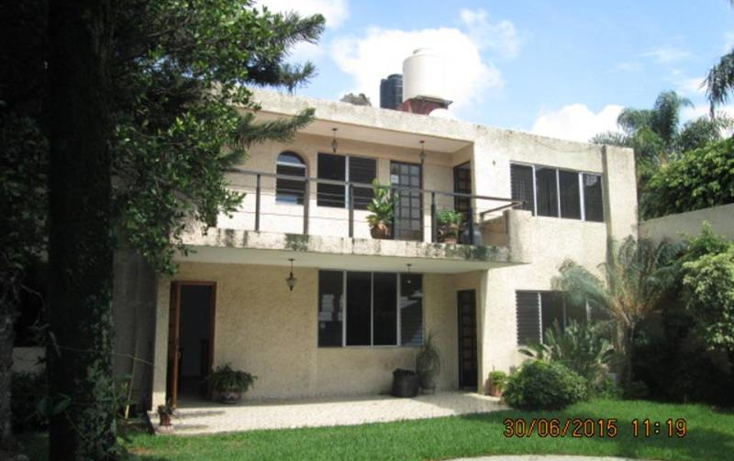 Foto de casa en venta en ocotepec 0, lomas de la selva, cuernavaca, morelos, 1208939 No. 01