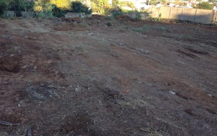 Foto de terreno habitacional en venta en  , ocotepec, cuernavaca, morelos, 1196833 No. 05