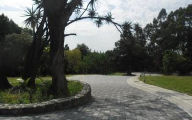 Foto de terreno habitacional en venta en  , ocotepec, cuernavaca, morelos, 1210291 No. 12