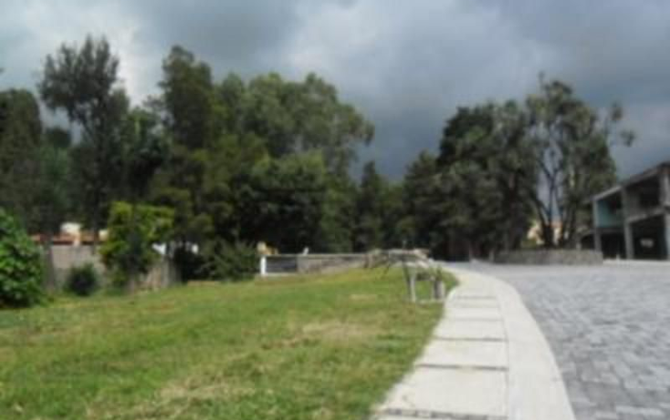 Foto de terreno habitacional en venta en  , ocotepec, cuernavaca, morelos, 1267551 No. 07