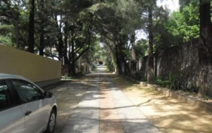Foto de terreno habitacional en venta en  , ocotepec, cuernavaca, morelos, 1267551 No. 08