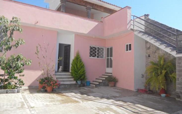 Foto de casa en venta en  , ocotepec, cuernavaca, morelos, 1296647 No. 01