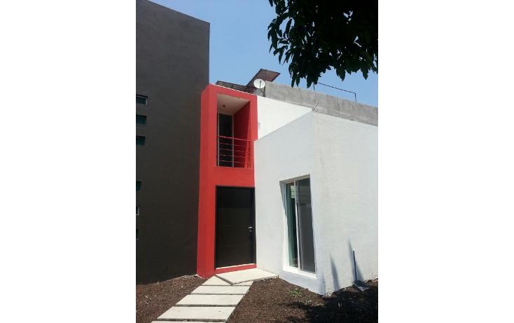 Foto de casa en venta en  , ocotepec, cuernavaca, morelos, 1619164 No. 01