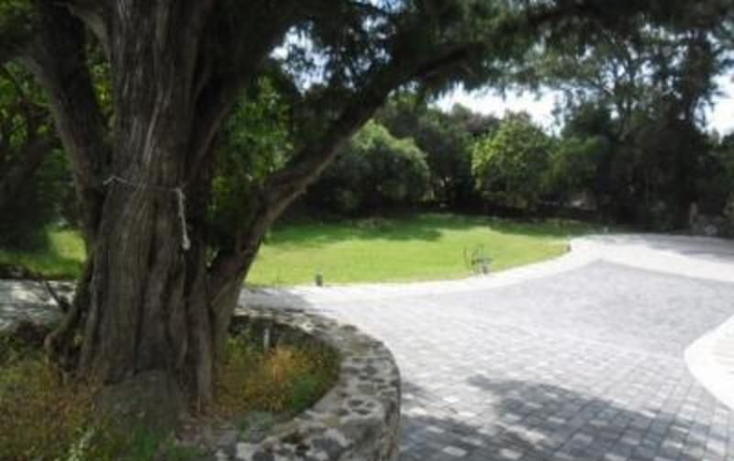 Foto de terreno habitacional en venta en  , ocotepec, cuernavaca, morelos, 2627242 No. 04