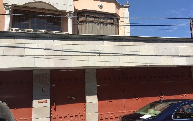 Foto de casa en venta en ocotepec , san jerónimo aculco, la magdalena contreras, distrito federal, 2001855 No. 01