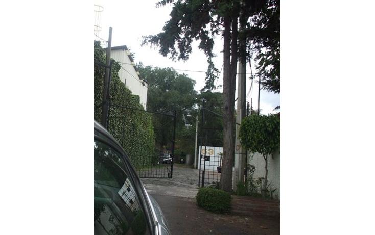 Foto de terreno habitacional en venta en  , ocotillos del pueblo tetelpan, álvaro obregón, distrito federal, 1400425 No. 01