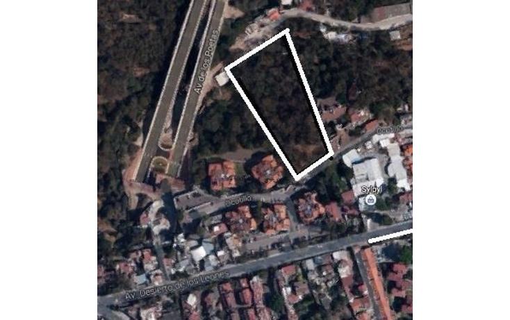 Foto de terreno habitacional en venta en  , ocotillos del pueblo tetelpan, álvaro obregón, distrito federal, 1400425 No. 04