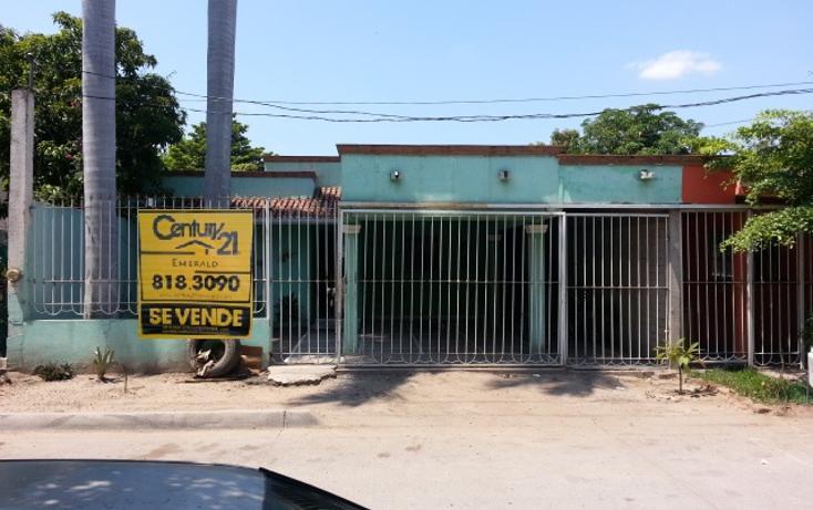 Foto de casa en venta en octubre 1220 , antonio toledo corro, ahome, sinaloa, 1710044 No. 01