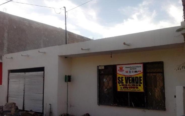 Foto de casa en venta en octumba 0, las carolinas, torreón, coahuila de zaragoza, 786727 No. 01
