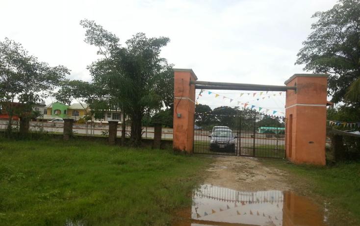 Foto de terreno habitacional en venta en  , ocuiltzapotlan, centro, tabasco, 1041511 No. 01
