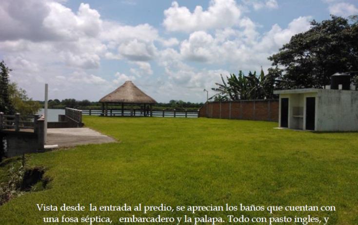 Foto de terreno habitacional en venta en, ojite, tuxpan, veracruz, 1097001 no 01