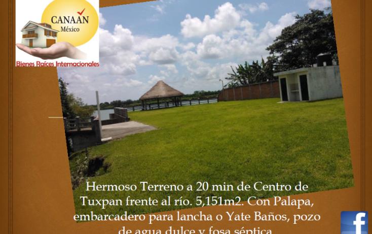 Foto de terreno habitacional en venta en, ojite, tuxpan, veracruz, 1097001 no 09