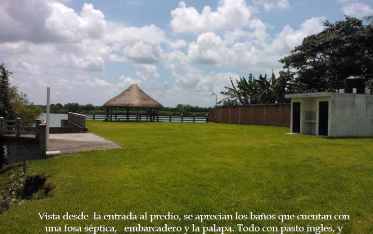 Foto de terreno habitacional en venta en  , ojite, tuxpan, veracruz de ignacio de la llave, 1097001 No. 01