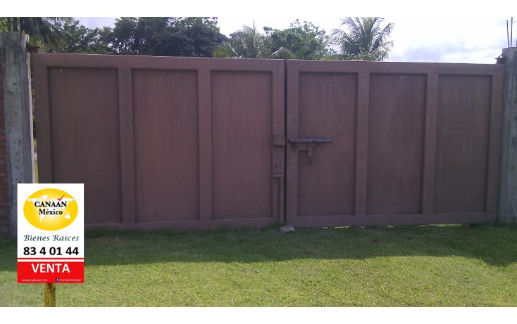 Foto de terreno habitacional en venta en  , ojite, tuxpan, veracruz de ignacio de la llave, 1097001 No. 29