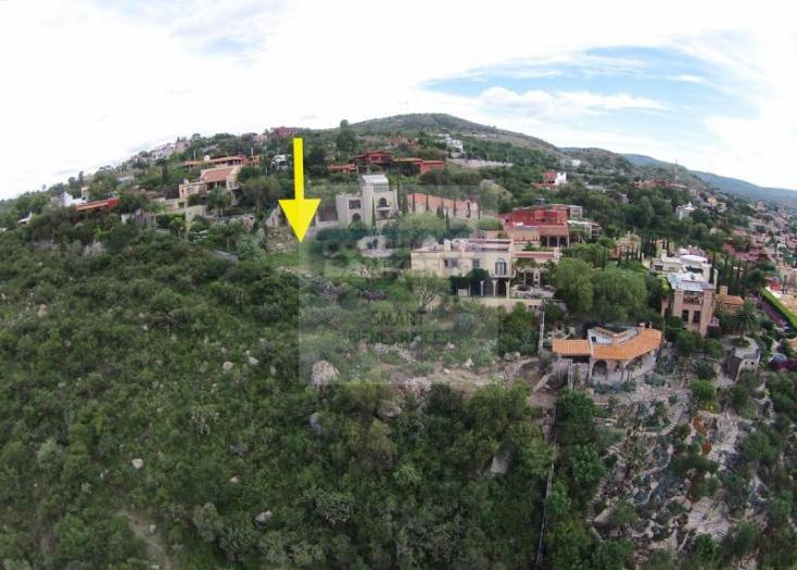 Foto de terreno habitacional en venta en  03, ojo de agua, san miguel de allende, guanajuato, 1413955 No. 03
